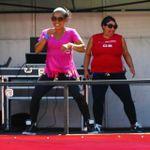 ZUMBA Fitness with Lameez Patel profile image.