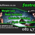Fastrack 2 Fitness profile image.