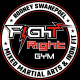The Fight Right Mixed Martial Arts Gym, logo