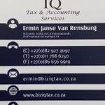 Biz IQ Tax & Accounting Services profile image.