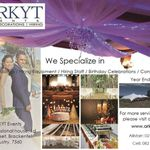 ARKYT Events, Catering & Hiring Services profile image.