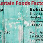 Frans Ferreira Foods profile image.
