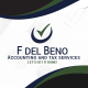 F del Beno Professional Accounting and Tax planning logo