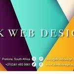 DK Web Design profile image.