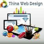 Thina Web Design profile image.