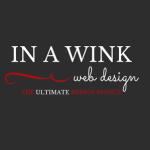 In A Wink Web Design and Branding Studio profile image.