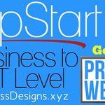 Peter Guess Designs: Video Design, Web Design & Graphic Design profile image.