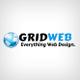 GridWeb Website Design logo