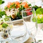Flavours Catering profile image.