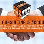 GRTax Consulting & Accounting profile image.