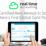 Real Time Cloud Accounting  profile image.