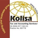 Kolisa Nigel Tax and Accounting profile image.