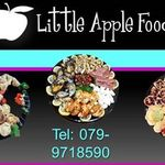 Little Apple Foods profile image.