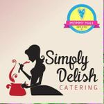 Simply Delish Catering profile image.
