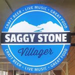 Saggy Stone Villager Pub and Grill profile image.