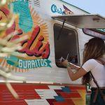 Didis Bitchin' Burritos Food Truck profile image.