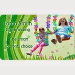 Lorna smith childminding profile image.
