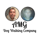 AMG Dog Walking Company logo