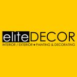 Elite Decor - Interior / Exterior Painting & Decorating profile image.