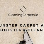 Cleaning Carpets profile image.