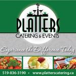 Platters Catering & Events profile image.