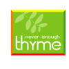 Never Enough Thyme Catering and Cooking Studio profile image