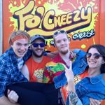 Fo' Cheezy Food Truck profile image.
