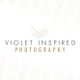 Violet Inspired Photography logo