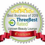 Uptown Beauty Lounge profile image.
