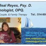 Reida Real Reyes Psy.D Psychologist OPQ profile image.