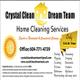 Crystalclean Dreamteam logo