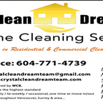 Crystalclean Dreamteam profile image.