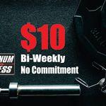 Platinum Family Fitness profile image.