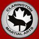 Clarington Martial Arts logo