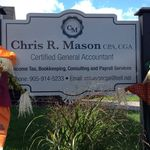 Chris R. Mason Certified General Accountant profile image.