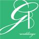 GB Weddings logo