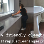Ultraplus Cleaning Service profile image.