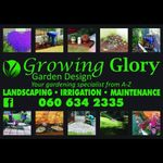 Growing Glory Garden Design profile image.