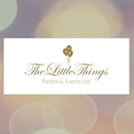 The Little Things Parties & Events Ltd profile image.
