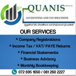 Quanis Accounting and Tax Solutions profile image.