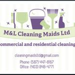 M&L Cleaning Maids Ltd. profile image.