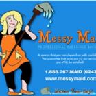 Messy Maid logo