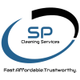 SP Cleaning Service logo