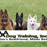 AAA Dog Training INC profile image.