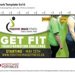 Positive Image Fitness profile image.