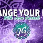 Jenn Garrett Wellness Coaching profile image.