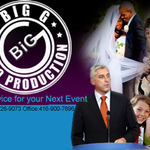 Big G Video Production profile image.