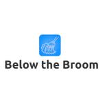 Below the Broom profile image.