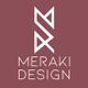 Meraki Design logo