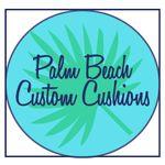 PALM BEACH CUSTOM CUSHIONS profile image.